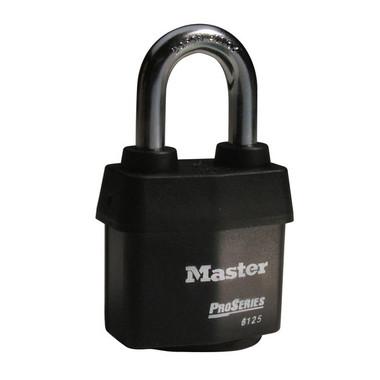 Master Lock 6125 Pro Series Covered Laminated Padlock