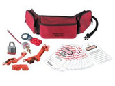 1456E3 - Personal Lockout Pouch Kit (Electrical)