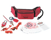 1456E410 - Personal Lockout Pouch Kit (Electrical)