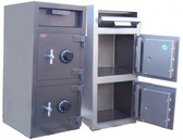 FL 3414 - Cash Depository Safe w/ Combination Dial