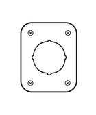 Don-jo Remodeler Plate RP 13545