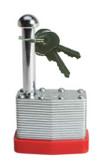 "Guard 7443KD (1-3/4"""") Laminated Utility Padlock"