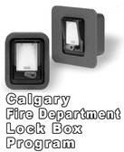 Calgary Fire Department Lock Box Program
