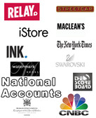 Some of Our National Accounts