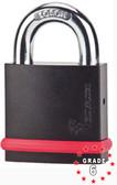 Mul-t-lock NE14L Padlock w/ 14mm C1 Boron shackle Grade 6