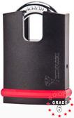 Mul-t-lock NE14-H padlock w/ Shackle Protector Grade 6