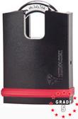 Mul-t-lock NE12-H padlock 14mm Shackle w/Protector Grade 5