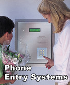 Phone & Intercom Entry Systems