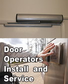 Door Operators - Installation & Service