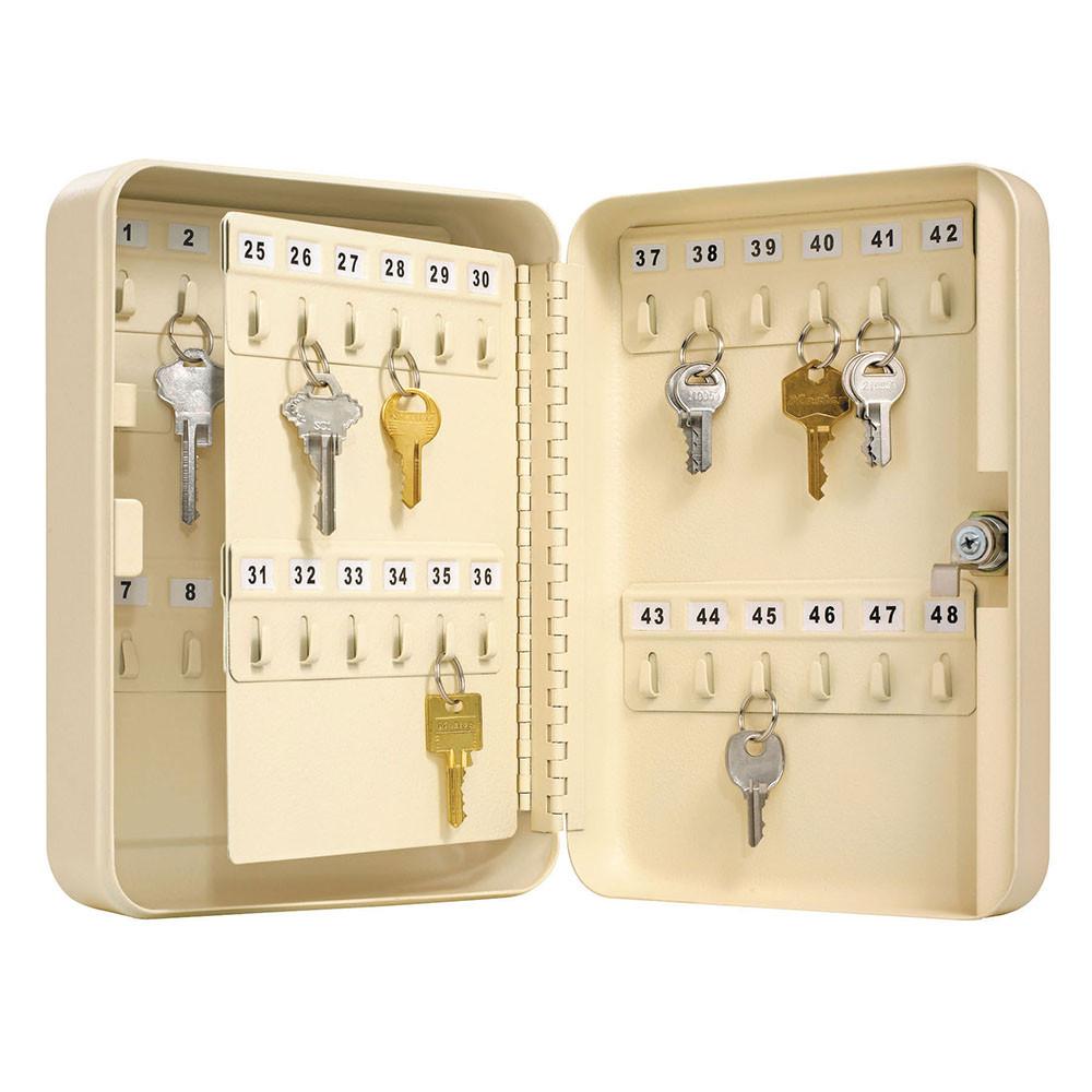 Master Lock 7101D 48-Count Locking Key Cabinet - Always ...
