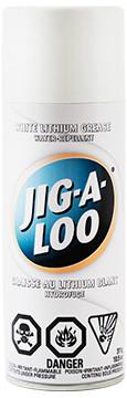 JIG-A-LOO White Lithium