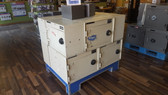Used two compartment Cash Guard Safes