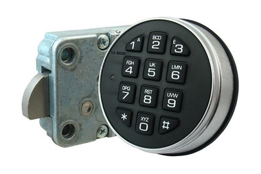 LAGARD SAFEGARD 3000 KEYPAD & 4200M BASIC II LOCK KIT