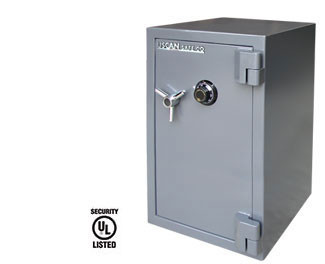 Uscan SB-03C Eagle Fire & Burglary Safe
