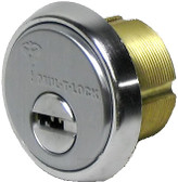 "High Security Mul-T-Lock Mortise Cylinder - 1 1/8""'"