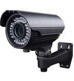 "Color 1/3"" SONY ICX639BK CCD, 600TV Lines Low Illumination, DWDR, OSD,4-9mm Manual Zoom Lens LIA40ESHD"
