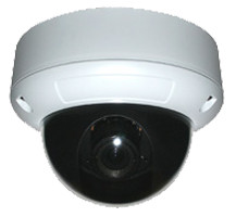 LVD25 Vandalproof Dome Camera SONY/SHARP Color CCD Auto White Balance(AWB) Lens:3.6mm Board Lens