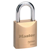 Master Lock 6840 Solid Brass Body Padlocks