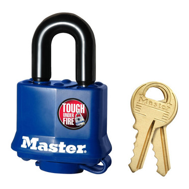 312D Master Lock Covered Laminated Padlocks