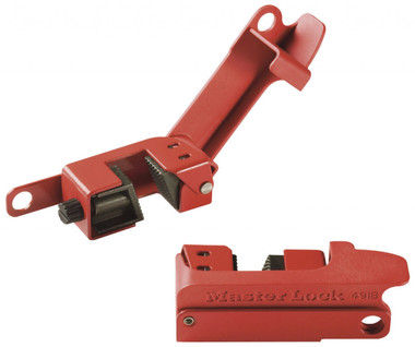 491B - Grip Tight Circuit Breaker Lockout