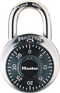 1500D Dial Combination Master Padlock