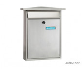 Home Mailboxes Stainless E5717