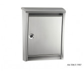 Urban Mailboxes Stainless Steel