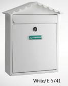 Visit Mailboxes White