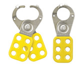 "Economy 1"" Lockout Hasp (yellow)"