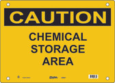Guardian Extreme S5400 Caution Sign