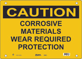 Guardian Extreme S5500 Caution Sign