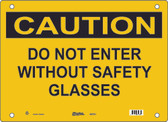 Guardian Extreme S5750 Caution Sign