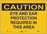 Guardian Extreme S6300 Caution Sign