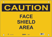 Guardian Extreme S6500 Caution Sign