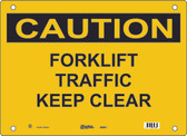 Guardian Extreme S6900 Caution Sign