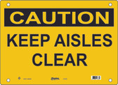 Guardian Extreme S7700 Caution Sign