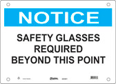 Guardian Extreme S23200 Notice Sign