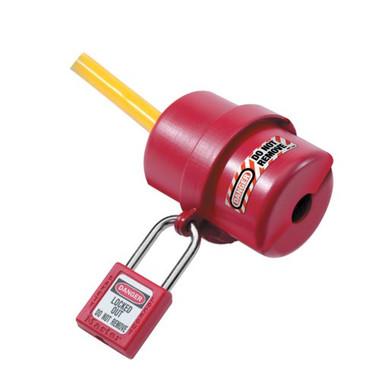 487 Rotating Electrical Plug Lockout
