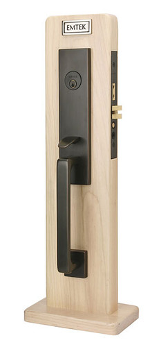 Emtek Mormont Mortise Entry Set