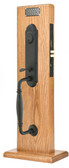 Emtek Normandy Monolithic Mortise Entry Set