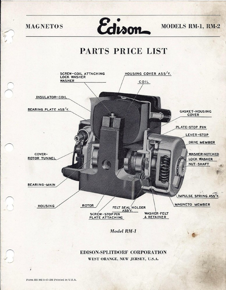 magneto parts diagram wiring library diagram