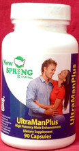 UltraManPlus High Potency Male Enhancement Dietary Supplemen