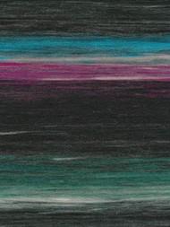 Noro Rainbow Roll #1032 Black, Wine