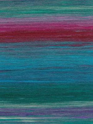 Noro Rainbow Roll #1025  Lt. Blue, Magenta