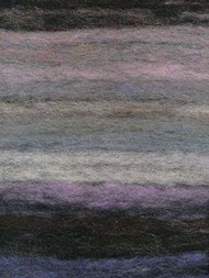 Noro Rainbow Roll #1001  Natural, Black, Blue