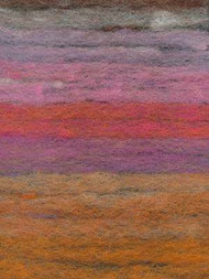 Noro Rainbow Roll #1011  Orange, Pink, Violet