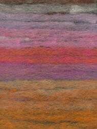 Noro Rainbow Roll #1011  Orange, Pink, Violet