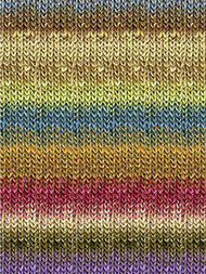 Noro - Silk Garden #279  Browns, Blues, Deep Rose