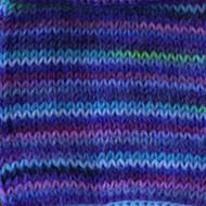 Misti Alpaca - Hand Paint Sock - Dazzling Blue HS63