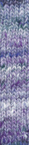 Noro - Tennen #53 - Fujisawa (Graphite,  Purple and White)
